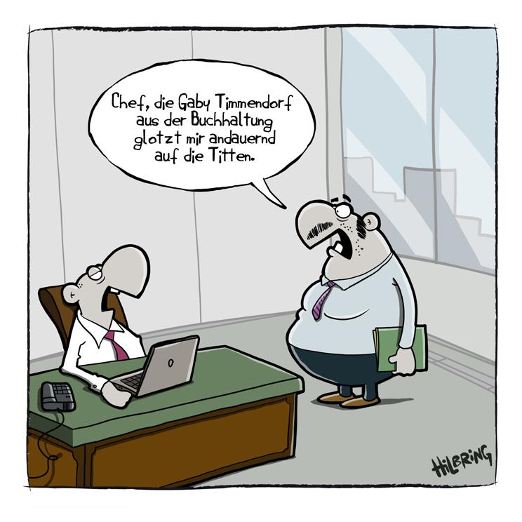 Titten Cartoon