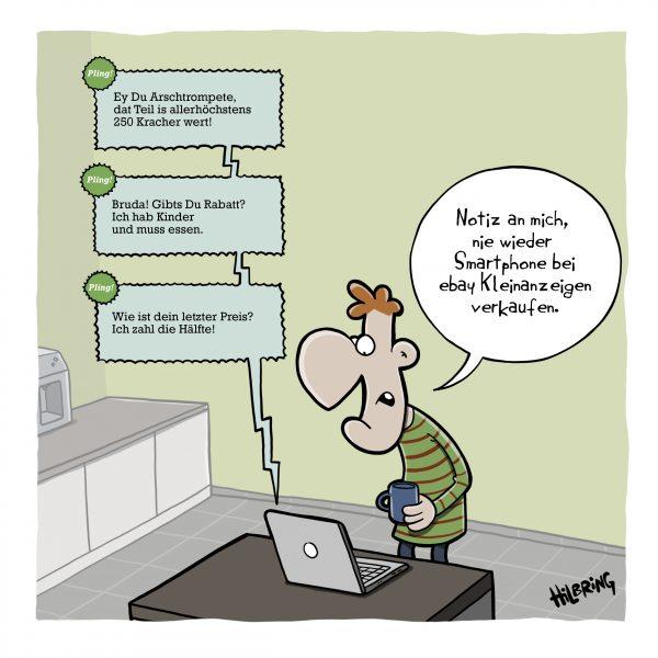 Arschtrompete …