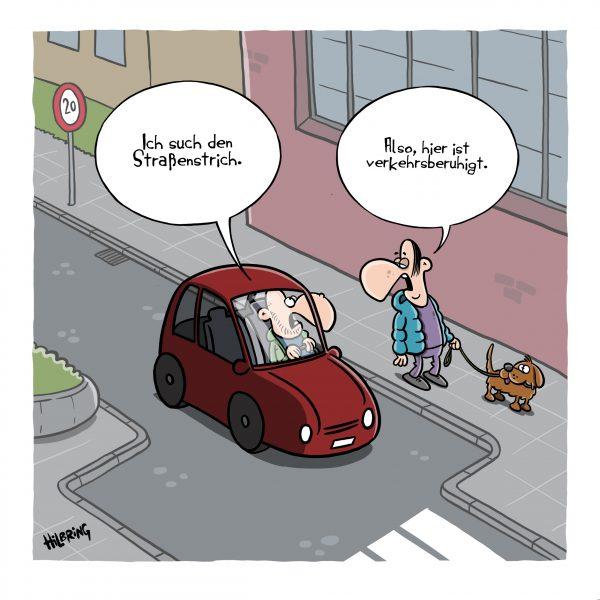 Straßenstrich